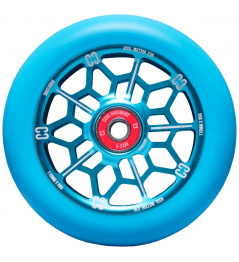 CORE Hex Hollow Scooter Wheel (110mm | Blue)