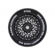 Wheel Slamm 110mm Gyro Hollow Core black