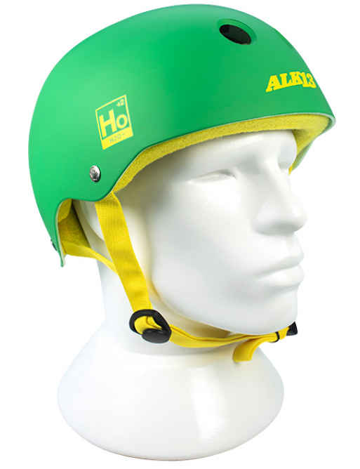 Helmet ALK13 H2O + green