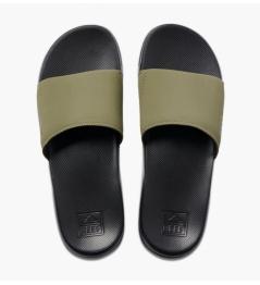 Slippers Reef One Slide black / olive 2020 vell.EUR44