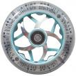 Wheel Striker Essence V3 Clear 110mm turquoise