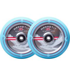 Wheels Striker Bgseakk Magnetit 110mm Turquoise
