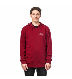 Sweatshirt Horsefeathers Peaks rio red 2019/20 vell.XL