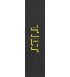 """Griptape Tilt 3D Logo 6.5 """"Yellow"""