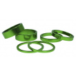 Bestial Wolf Set of 6 Green Spacers