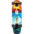 """Prism Biscuit Cruiser Skateboard (28 """"/ Space Bat Killer)"""
