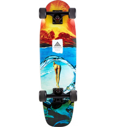 "Prism Biscuit Cruiser Skateboard (28 ""/ Space Bat Killer)"