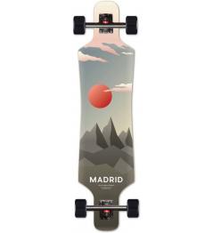 "Longboard Madrid Lifestyle Longboard 39 ""Luna"