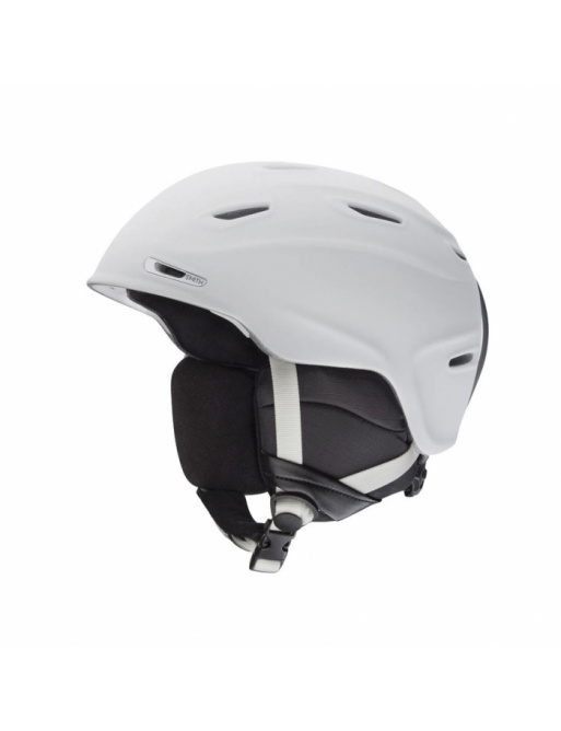 Helmet SMITH Aspect matte white 2020/21 size L / 59-63cm
