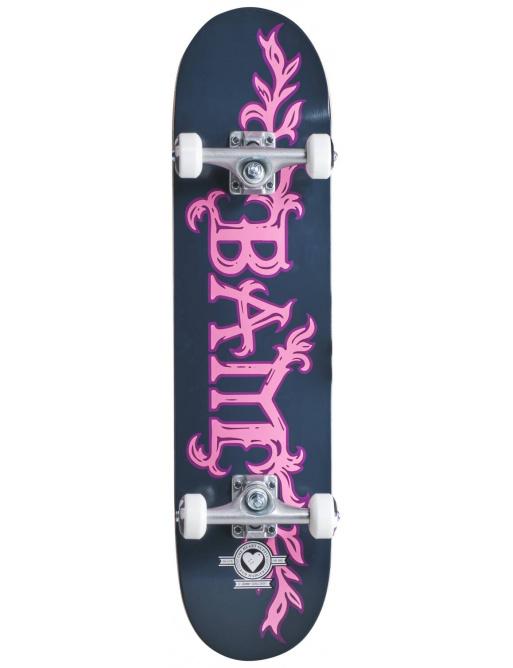 "Skateboard Heart Supply Bam 8 ""Growth Purple"
