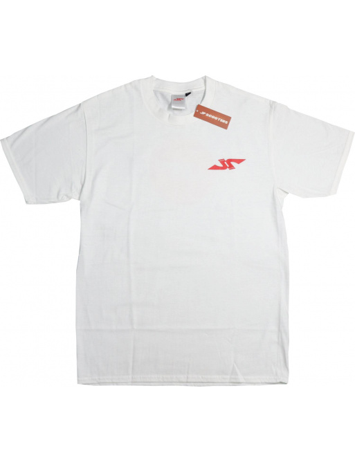 T-shirt JP Logo white M