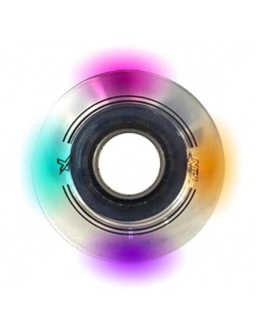 KOLEČKA 60x45mm PRO PENNYBOARD NILS EXTREME - LED (4KS)
