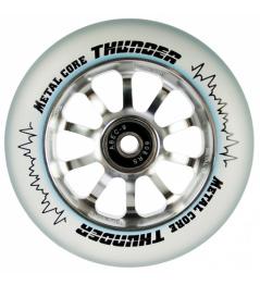 Metal Core Thunder 110 mm silver wheel