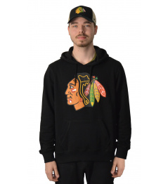 Mikina NHL 47 Brand Black Imprint SR