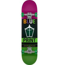 "Blueprint Skateboard Pachinko 7.875 ""Green"