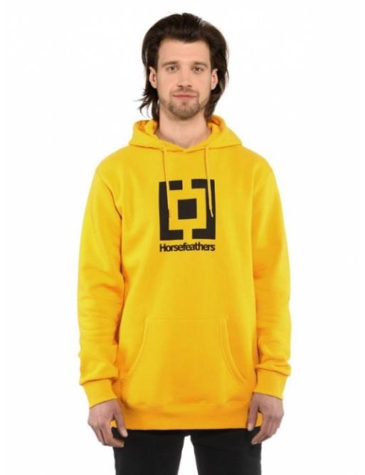 Horsefeathers Leader citrus sweatshirt 2021 vell.S
