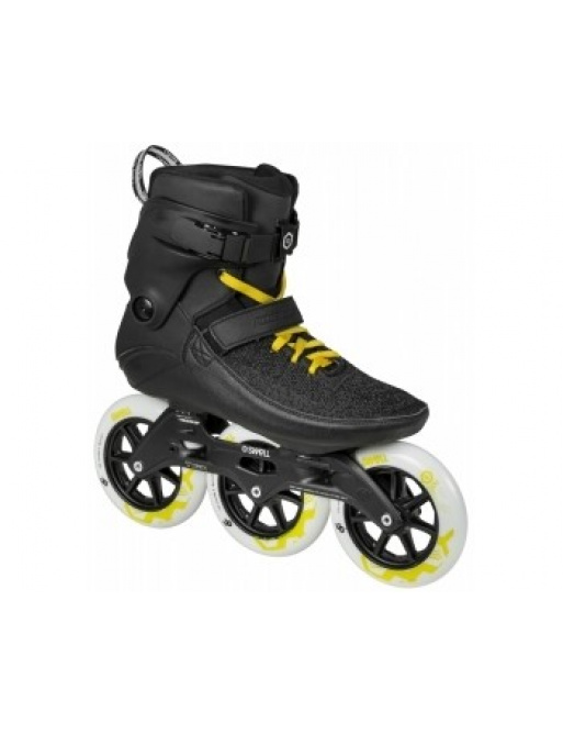 Powerslide Swell Black City 125 Trinity in-line skates