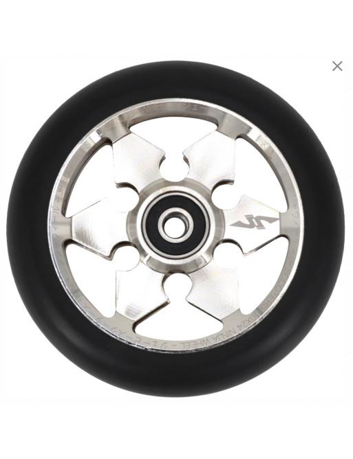 Wheel JP Ninja 6-Spoke 110mm silver