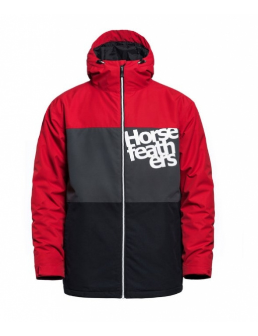Horsefeathers Hale jacket red 2020/21 vell.XS