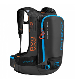 Backpack Ortovox Free Rider 20 S black Avabag KIT