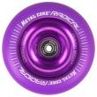 Metal Core Radical Fluorescent 110 mm round pink