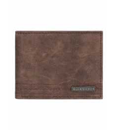Quiksilver Wallet Stitchy 823 csd0 chocolate brown 2019/20 vell.M