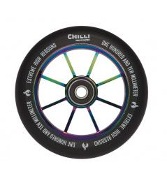 Chilli Rocky wheel 110mm neochrome