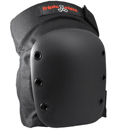 Protectors Triple Eight Street Skate Knee Pads With Black