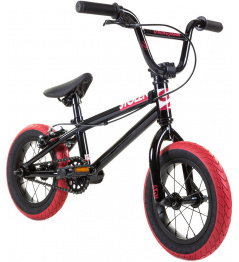 "Stolen Agent 12 ""2021 BMX Bike Pro For Kids (Black)"