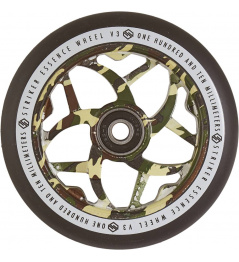 Wheel Striker Essence V3 Black 110mm Camouflage