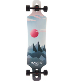 """Longboard Madrid Lifestyle Drop Through 39 """"Luna"""