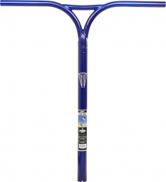 Lucky Silo Standard SCS 660mm blue handlebars