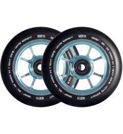 Wheels North Signal 110mm Jade 24mm