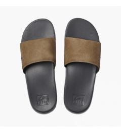 Slippers Reef One Slide gray / tan 2019 vell.EUR42
