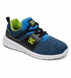 Dc Shoes Heathrow TX SE blue / black / white 2018 Kids vell.EUR36,5