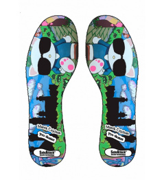 SafeAttack insole PRO model Cheyhan