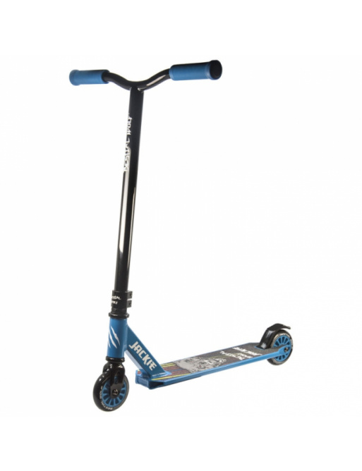 Bestial Wolf Jackie freestyle scooter blue