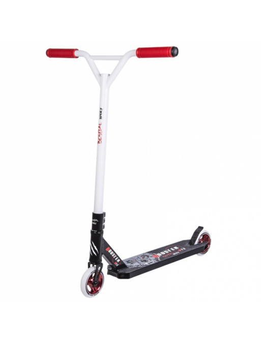 Bestial Wolf Booster B12 freestyle scooter black