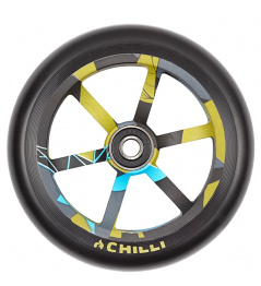 Chilli 6 spoked Urban Jungle 120 mm castor