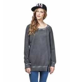 Horsefeathers Sweatshirt Yasmina washed black 2016 Ladies vell.S