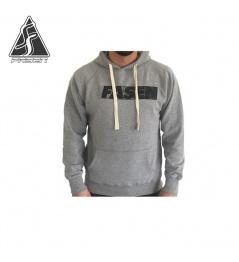 Sweatshirt Fasen Sweet Stripes gray M