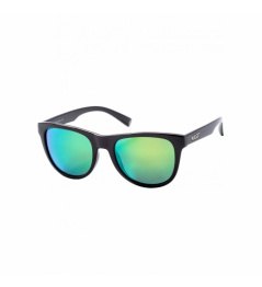 Nugget Whip Sunglasses F black glossy / green 2020