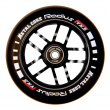 Wheel Metal Core Radius 120mm Wheel Black