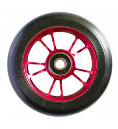 Blunt 10 Spokes 100 mm black red wheel
