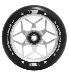 Blunt Diamond wheel 110mm silver