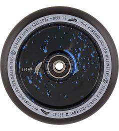 Wheel Striker Lighty Full Core V3 Splash Black / Blue