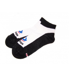 Fusion ankle socks