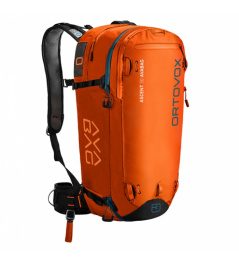 Backpack Ortovox Ascent 30 orange Avabag KIT