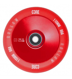 Wheel Core Hollowcore V2 110mm Red