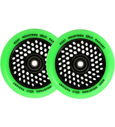 Wheels Root Industries Honeycore Radiant 110mm 2k green
